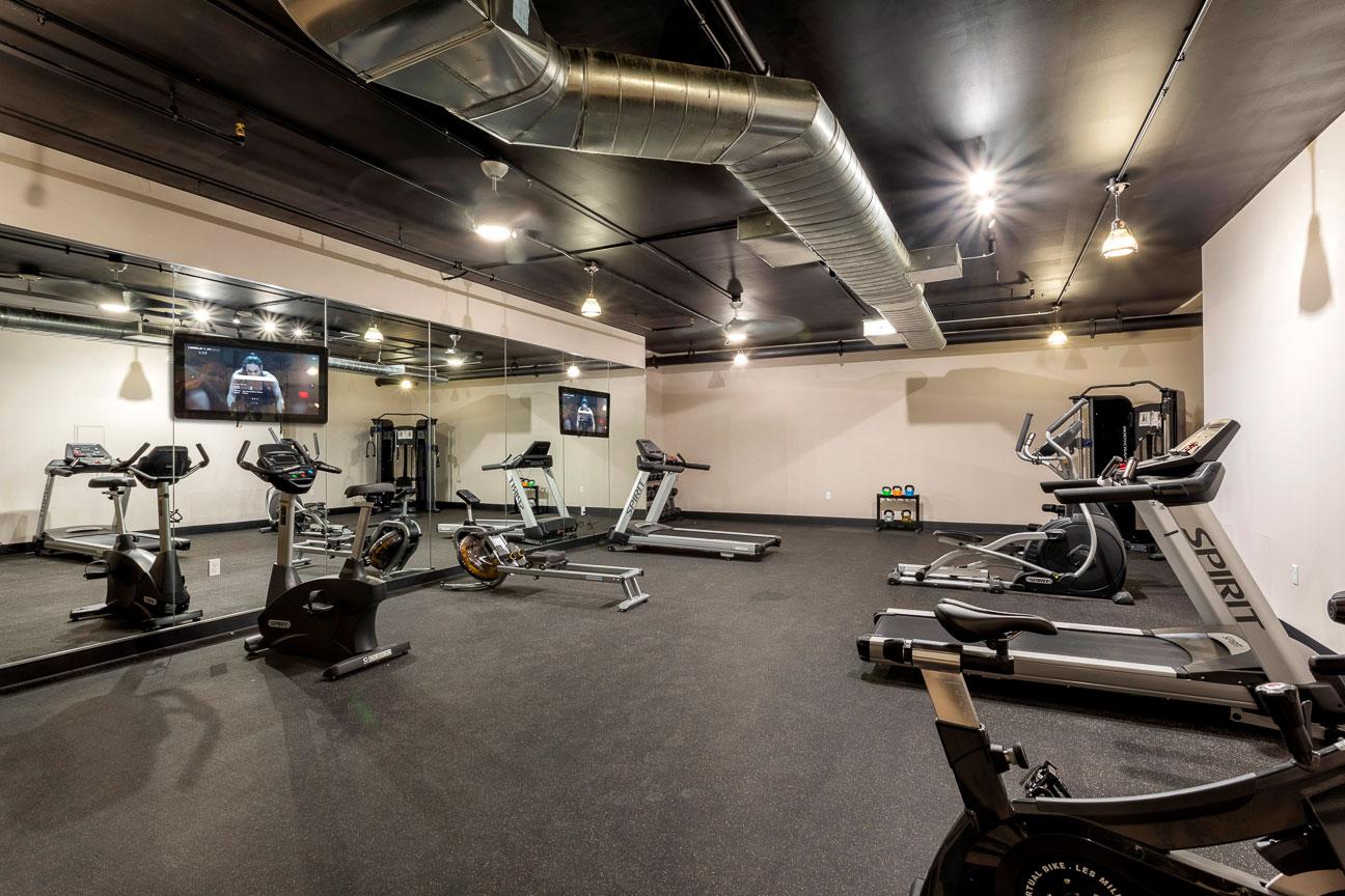 Bedford-Gym